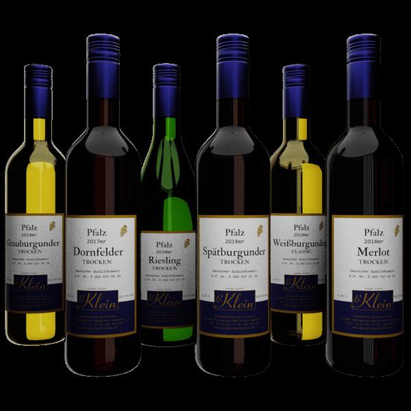Trockener Wein